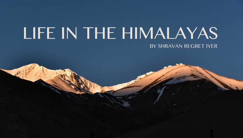 Life in the Himalayas - Web Compressed